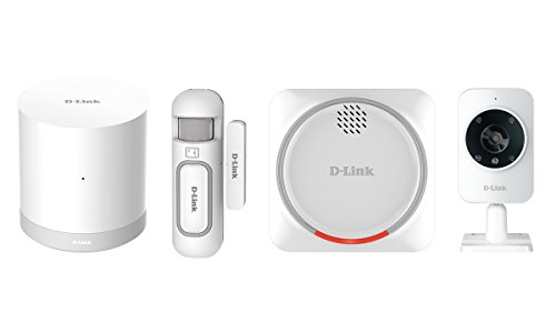 D-Link DCH-107KT Smart Home Security Starter Kit weiß
