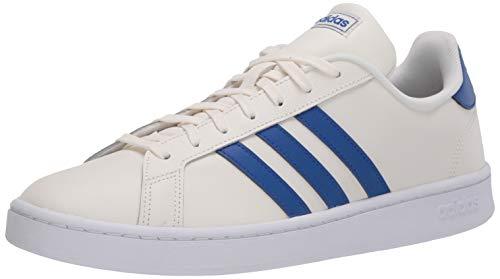 Adidas - Tenis para Hombre, (Cloud White Team Royal Blue FTWR White), 36.5 EU