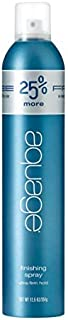 AQUAGE Finishing Spray, Fast-Drying, Fine-Mist Hairspray that Layers to a Firm Hold,..