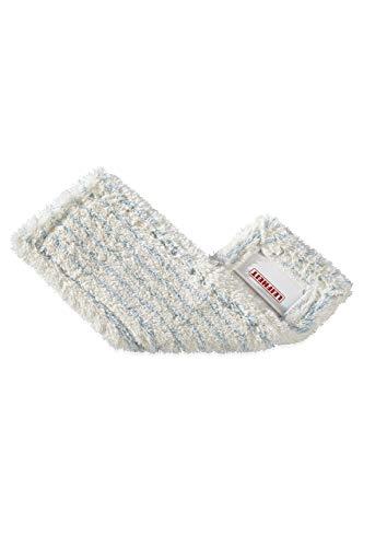 Leifheit Wischbezug Profi cotton plus, aus Baumwoll- und Suprafasern, saugfähiger Bodenwischer Ersatzbezug, Wischer Ersatzbezug für Steinböden und Fliesen