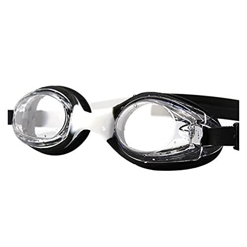 YONGLI Niños Natación Gafas para Niños Linda Piscina Natación Gafas Anti Niebla Borde Gafas Gafas Niños Anti Niebla Silicona Nadar Eyewea (Color : D)