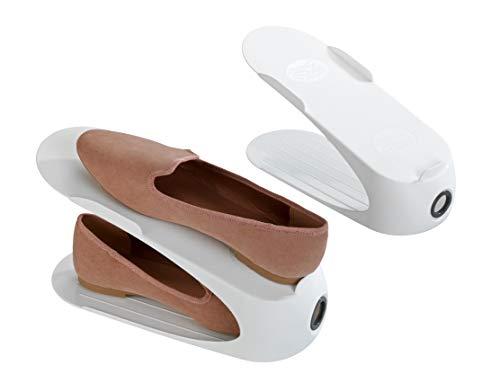 Wenko Schuhhalter weiß, 11,5 x 15 x 29 cm, weiß