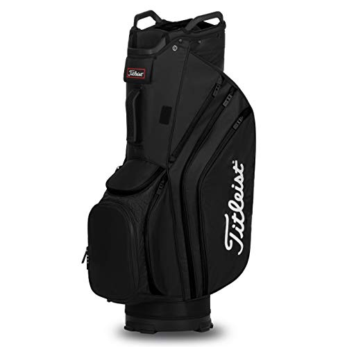 Titleist Cart 14 Lightweight Golf Bag - Black, TB20CT6-0