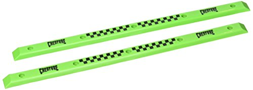 Creature Sliders Rails x2 Green 14.5 Inch