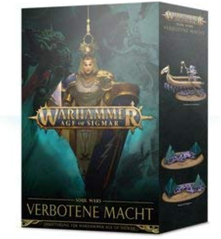 Warhammer Age of Sigma Soul Wars  Verbotene Macht