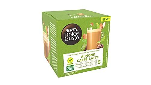 Nescafé Dolce Gusto Café Almendra Latte, 12 Cápsulas