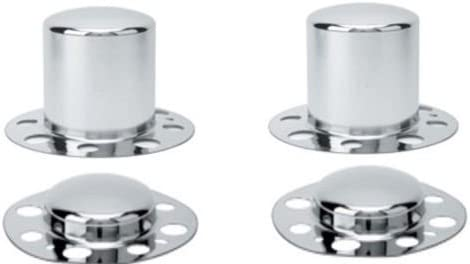 Set of Discount mail order 4 Dually fits Some Alcoa Eagle 8 Lug Rim Wheel 2021 model Cap Center