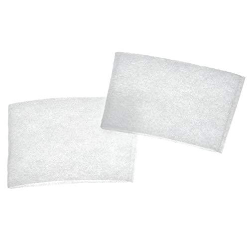 vhbw Set 2x Schutzvlies passend für Dirt Devil Centrino Cleancontrol M2009, M2009-0, M2009-1 Staubsauger - Schutzfilter