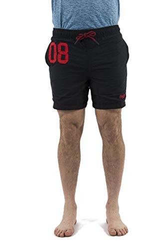 Superdry State Volley Swim Short Darkest Navy Camo