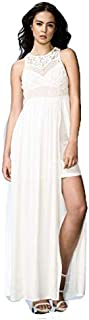 Kuku - Endless Summer Maxi Dress (KU00703 - Ivory Size 6)