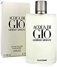 Acqua Di Gio By Giorgio Armani Eau De Toilette Spray For Men, 200Ml