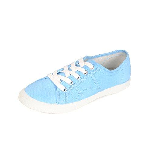 Jonny´s Vegan Sneaker Natural hellblau, Gr. 36 - (7710-6Y/CELESTE10/GR.36)