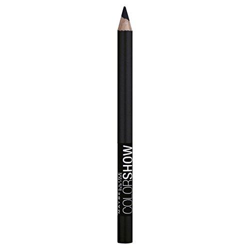 Maybelline Color Show Crayon Khol Eyeliner Pencil Number 100, Ultra Bl