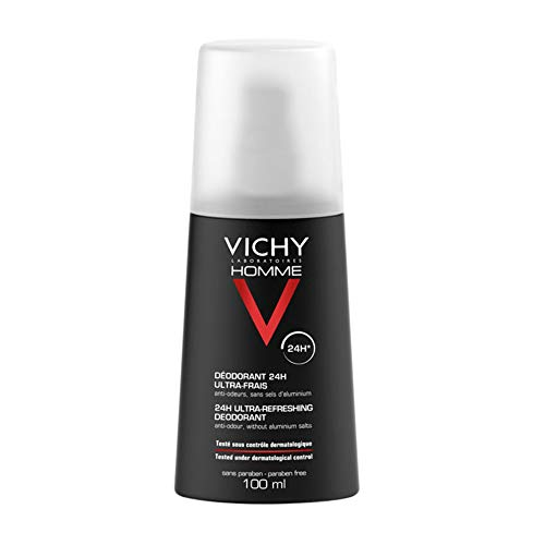 Vichy Homme Deodorant Spray Ultra-fresh 100ml