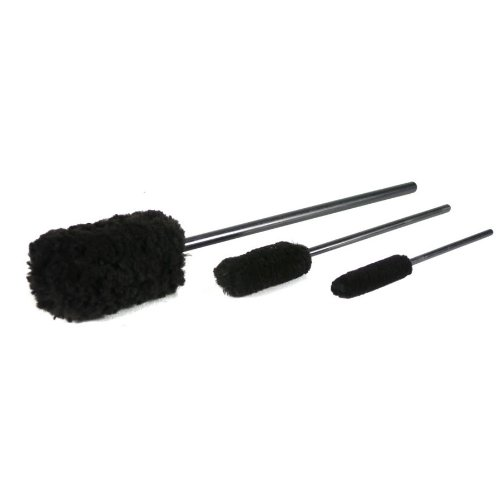 Chemical Guys Acc_M10 Wheel Woolies Wheel Brushes (3 Brushes)