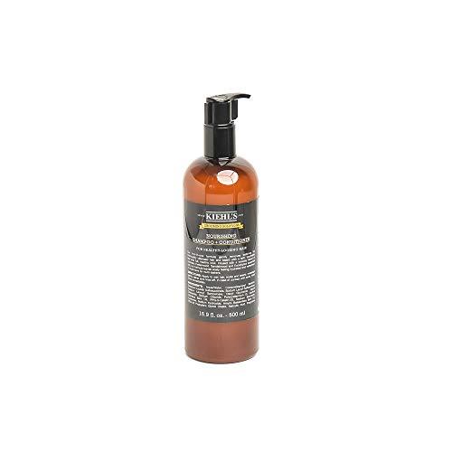 Kiehl's Grooming Solutions Nourishing Shampoo und Conditioner homme/man Haarshampoo, 500 ml, 3605971350245