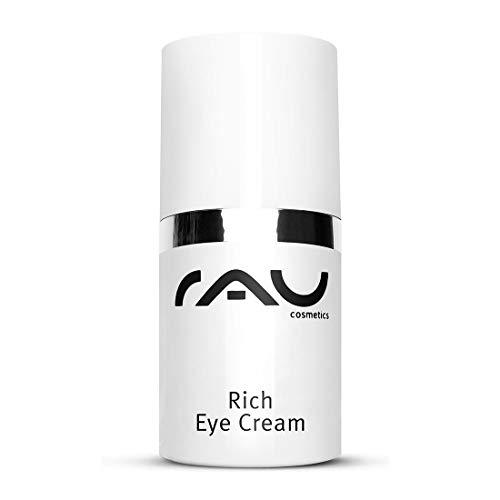 Augencreme für Trockene Haut und gegen Falten - RAU Rich Eye Cream 15 ml