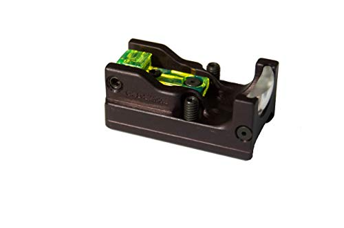 SeeAll Open Sights, New Micro Sights, Fits Anything with a Single Rail, No Battery Required(Delta)