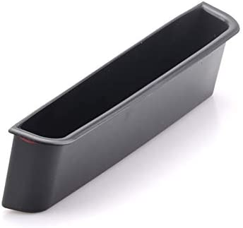 discount Mallofusa new arrival Passenger Storage Tray Organizer Grab Handle Storage Box Pockets online sale for 2007-2010 Jeep Wrangler JK JKU 2/4 Door Black 1Pc outlet sale