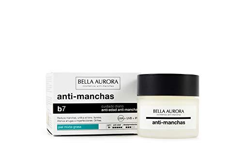 Bella Aurora B7 Crema Facial Anti-manchas Cara | Hidratante...