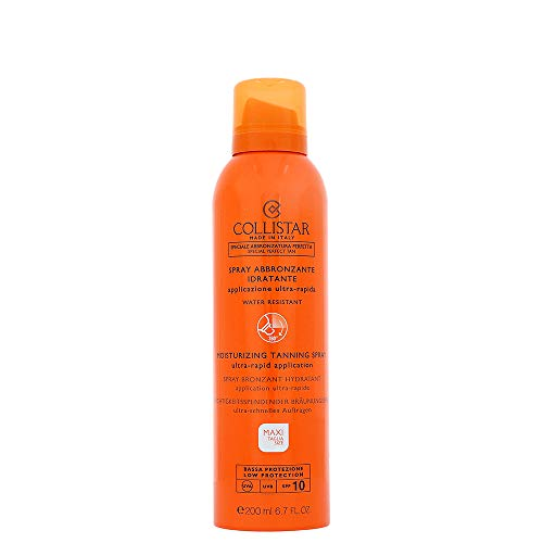 Collistar - PERFECT TANNING SPF10 moisturizing spray 200 ml
