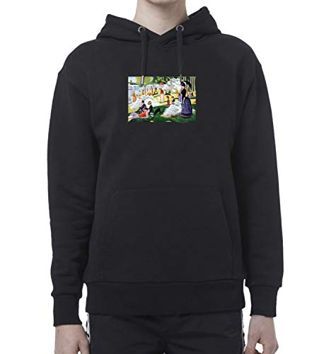 A Sunday Afternoon On The Island Classic Art Renaissance_BEN4064 Hoodie for Women and Men Unisex...