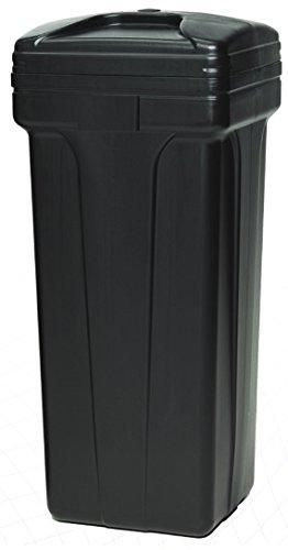 DuraWater 151736, Black Water softener salt brine tank safety float (15x17x36 Inches Rectangular