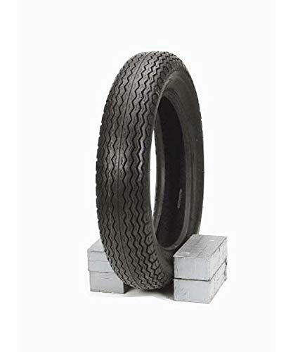 Duro HF317 Tire - Front - 3.25-19 , Position: Front, Tire Size: 3.25-19, Rim Size: 19, Tire Ply: 4, Tire Type: Street, Tire Application: Cruiser 25-31719-325TT