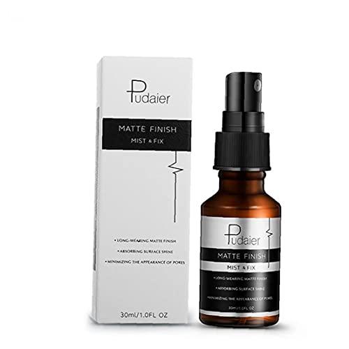 1PC Final brillante maquillaje posición de difusor Larga Duración Primer Configuración fina niebla Crema hidratante cosméticos de atomización Para todo tipo de piel (30 ml) herramientas de modelado