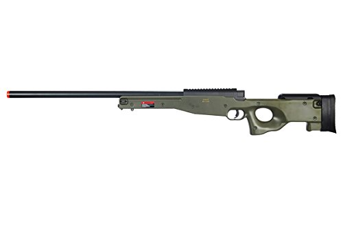 Well L96 AWP Bolt Action Airsoft Sniper Rifle...