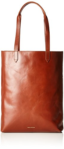 Royal RepubliQ Tote Bag - Cgn, Damestas, Braun (Cognac), 10x41.5x31 cm (B x H T)