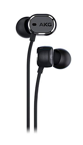 JBL AKGN20NCBLK AKG N20NC In-Ear-Kopfhörer mit aktivem Noise-Cancelling Schwarz