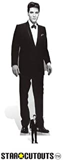 Stag's Leap Wine Cellars Star Cutouts SC576 Official Lifesize Cardboard Cut Out of Elvis Presley Tuxedo