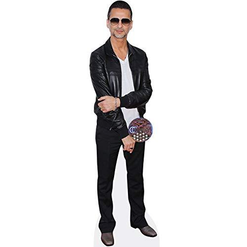 Celebrity Cutouts Dave Gahan (Leather Jacket) Pappaufsteller lebensgross