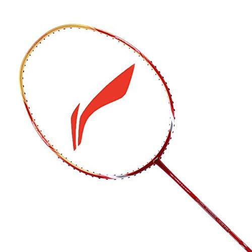 Li-Ning US-978 Plus Badminton Racquet (Multicolour)