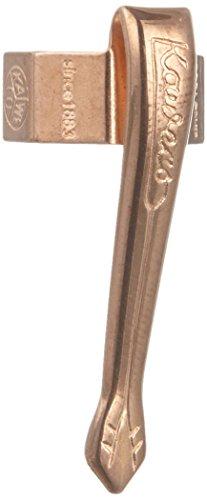 Kaweco Stift Clip Nostalgie Sport für alle Stifte der Sport Reihe I Stifte Halterung mit dezentem Logo als schönes Accesscoire I Kugelschreiberhalter aus Bronze