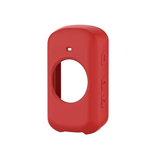 CGGA Adecuado for Garmin Edge 530 E530 GPS TPU Caja Protectora de Silicona Cubierta Trasera Anti-arañazo A Prueba de Golpes Shell Negro (Color : 3)