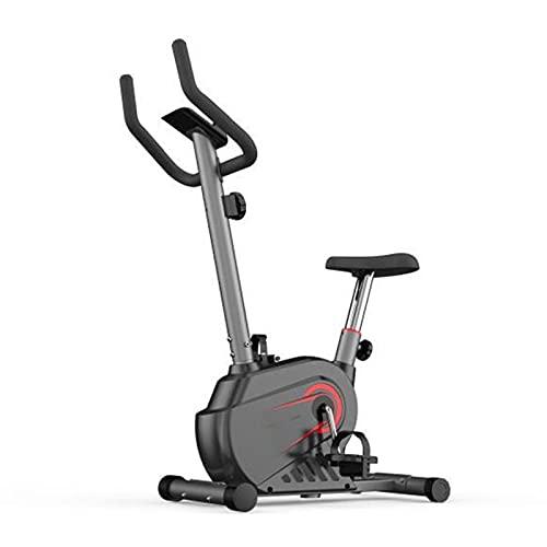 CJDM Práctica Bicicleta estática, Bicicleta estática para Interiores, Entrenador elíptico, Equipo de Ejercicio, Bicicleta estática aeróbica, Bicicleta de magnetrón giratoria