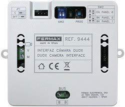 Interfaz de cámara DUOX para integrar cámara de CCTV en el videoportero