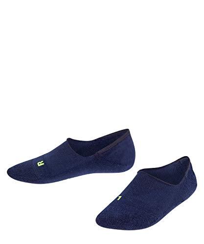 FALKE Kinder Füßlinge Cool Kick - Funktionsfaser, 1 Paar, Blau (Marine 6120), Größe: 27-30