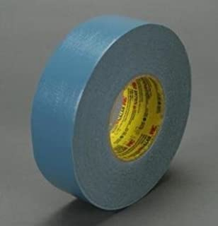 3M 8979N Blue Duct Tape - 48 mm Width x 12.1 mil Thick - 74327 [PRICE is per ROLL]