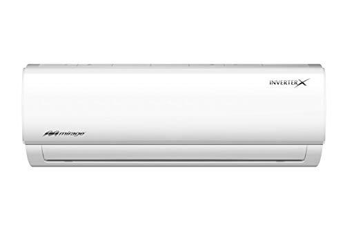 Minicplit Inverter X de 1 tonelada 12,000 Btu´s 110V frío y calor