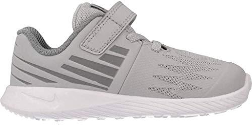Scarpe da bambino sneaker NIKE STAR RUNNER (TDV) in tela grigia 907255-008