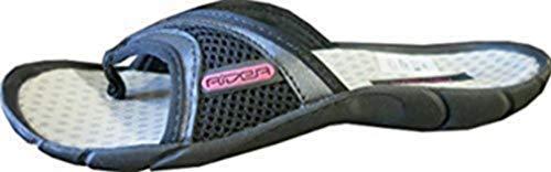 Rider sandalen teenslippers zwart