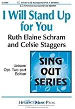 I Will Stand Up for You - Uni, Piano - Sheet Music