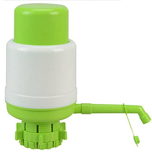 TOSSPER Embotellada Agua Potable Prensa De Mano De Bomba De Presión 5-6 GAL Dispensador De Agua Potable