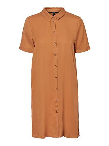 VERO MODA Female Blusenkleid Tunic MMeerkat