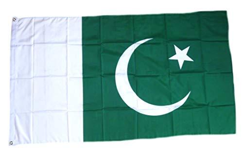 Fahne / Flagge Pakistan 90 x 150 cm Flaggen Fahnen