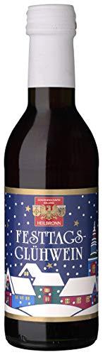 Württemberger Wein Heilbronner Festtagsglühwein rot (1 x 0.25 l)