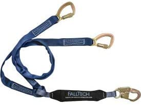 FallTech 8241Y New Shipping Free WrapTech 6' Shock Lanyard 1 with Snap Absorbing Beauty products